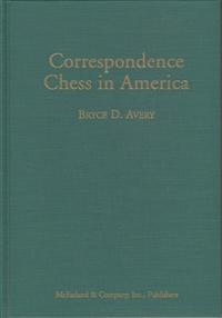 Correspondence+Chess+in+America+-+Avery