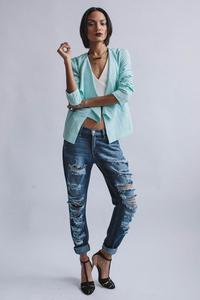 Mint+Silk+Drape+Jacket