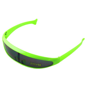 Green+Futuristic+Trekkie+Sunglasses+1003