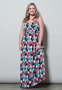 Hanna+Maxi+Dress